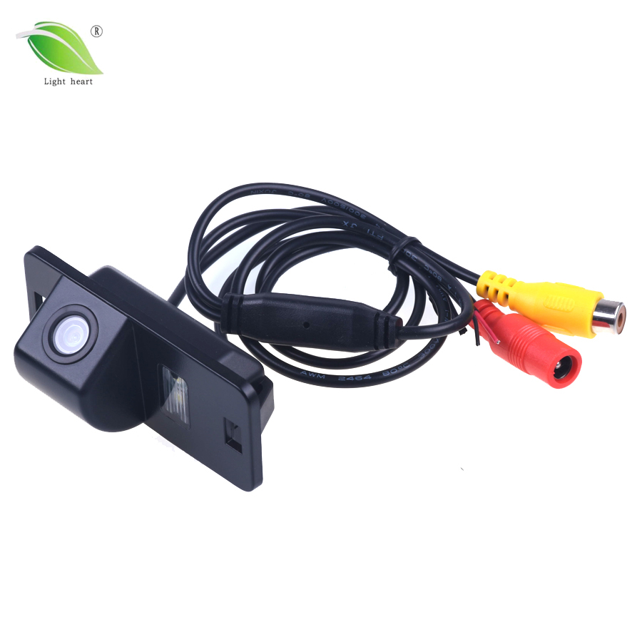 2017 Brand New Car Reversing Camera Rear View Reverse Cam CCD For BMW 3 7 5