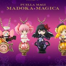 4pcs/set Puella Magi Madoka magica Homura Akemi Kaname