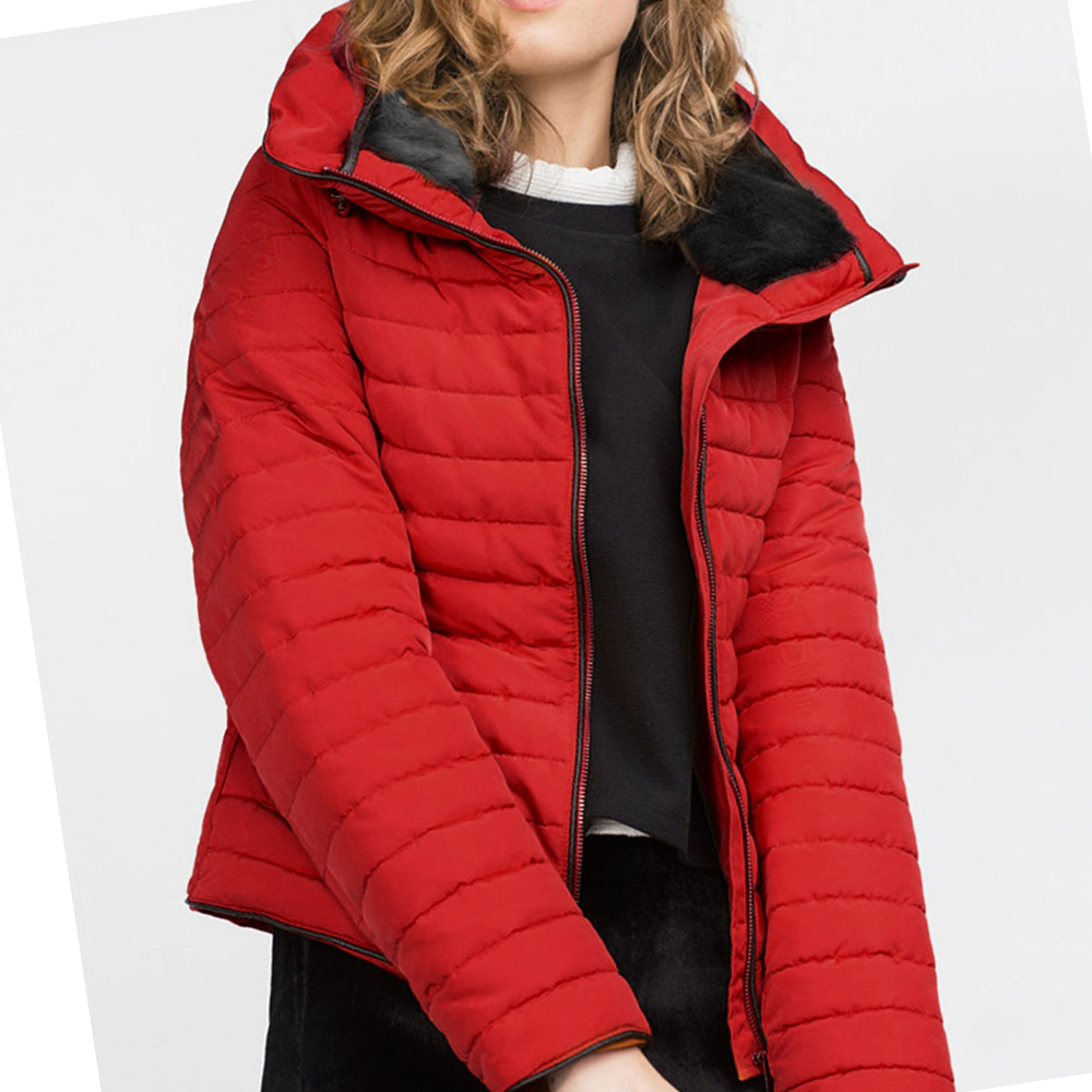 Compare Prices on Red Quilted Coat- Online Shopping/Buy Low Price ...