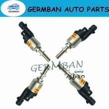 4 adet/grup Enjeksiyon Yakıt bar enjektörleri BRC LPG Vo Chevrolet Captiva 2006 2011 için 3.2L 169KW Motor (28 32KW) MAX 09SQ99020002G