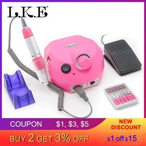 LKE 35000RPM Pro Electric Nail