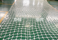 Customized 10mm diameter Corrosion resistant wear resistant Nylon climbing net Outdoor sports Protective safety net Rope