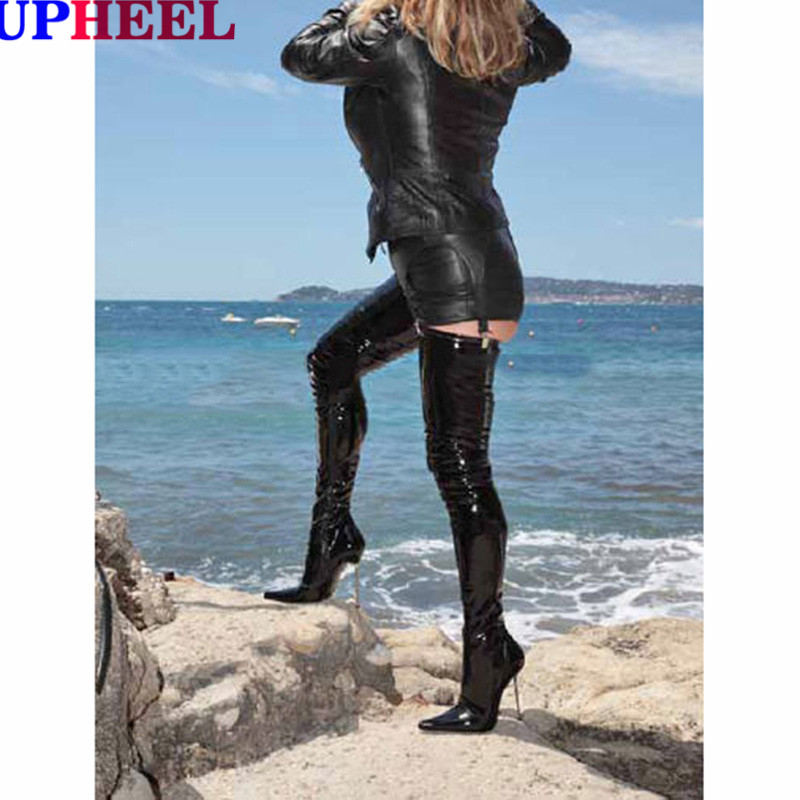 Popular Crotch High Boots-Buy Cheap Crotch High Boots lots from ...