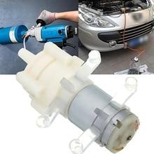 Priming Diaphragm Pump Spray Motor 12V For Water Dispenser Max Suction 2m 90 mm x 40 mm x 35 mm