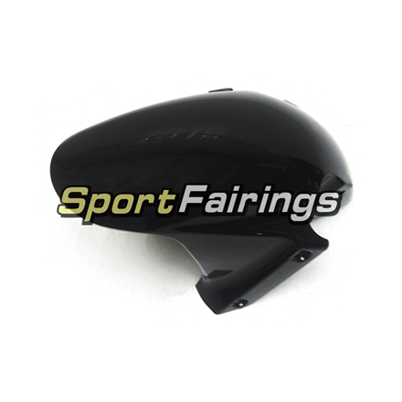 Глянцевый черный впрыска Обтекатели для Honda CBR600 RR F5 Год 03-04 2003 2004 АБС-пластик мотоцикл полный комплект обтекателя капоты