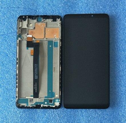 Оригинальный Для 6,9 xiaomi Max 3 mi max 3 Axisinternational ЖК-экран + сенсорный дигитайзер для xiaomi mi Max3 экран с рамкой