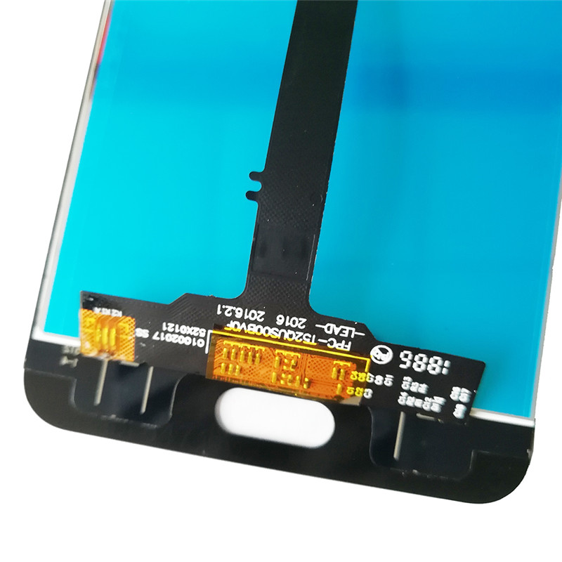 Image 5 - Original black Display For ZTE Blade V8 LCD +Touch Screen Digitizer Assembly For ZTE Blade V 8 BV0800 Display Phone Repair-in Mobile Phone LCD Screens from Cellphones & Telecommunications