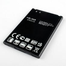Fesoul High Capacity BL-44JR Phone Li-ion Replacement Battery For LG Prada 3.0 Prada K2 P940 все цены