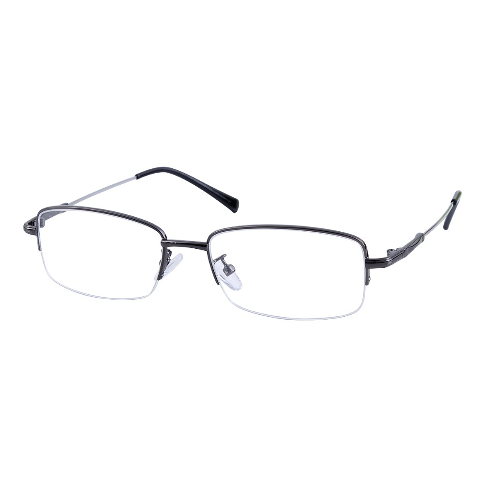 d2e2a6e0e48 Classic Half Rim Reading Glasses for Office Home Readers Eyeglasses Eyewear  Mens Womens Students +0.50 to +6.0 Spectacles Frames-in Reading Glasses  from ...