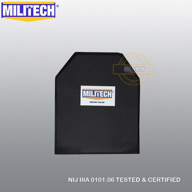 Ballistic Panel BulletProof Plate NIJ Level 3A & NIJ 0101.07 Level HG2 11