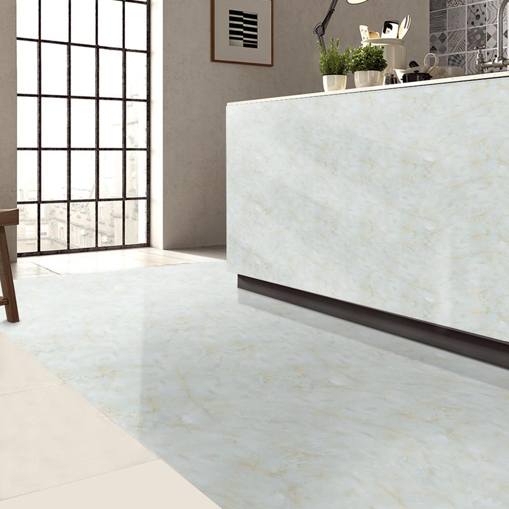 Conception de marbre Imitation Céramique Carrelage Mural Autocollant ...