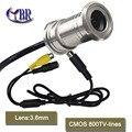 Hd домашней безопасности мини-видеонаблюдения дверь отверстия глаз наблюдения глазок камеры 3.6 мм пинхол объектив кмоп-камера 800tvl проводной Pal и Ntsc Doorview