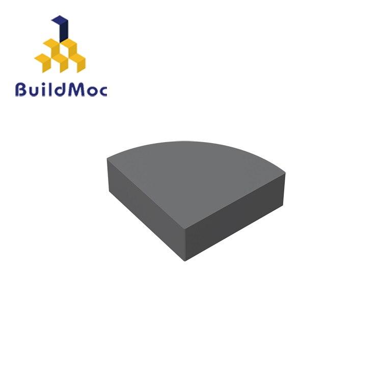 BuildMOC Compatible Assembles Particles 25269 1x1 1/4 For Building Blocks Parts DIY LOGO Educational Creative Gift Toys