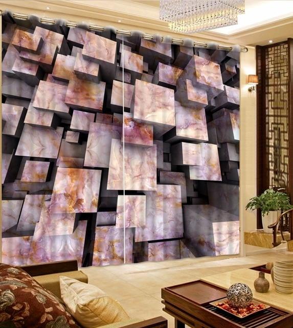 Moderne Foto Vorhang Fur Wohnzimmer Fenster Schlafzimmer Dekoration