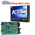 Top Rated New KTAG Main Unit Hardware V6.070 Master Version V2.13 No Tokens Limited Best Green PCB Board K-TAG K TAG Hot Sale