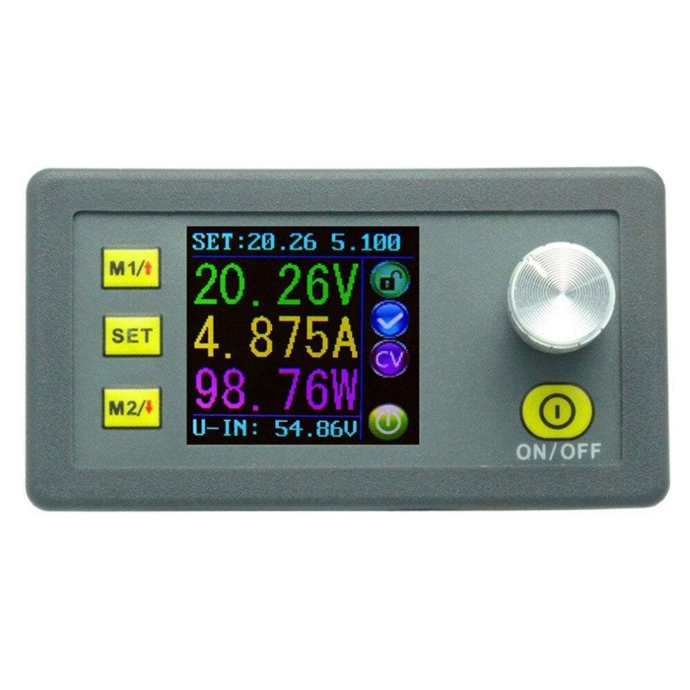 CNC sortie cc protection contre les courts-circuits alimentation réglable module abaisseur ampèremètre de tension intégré 50 V/15A