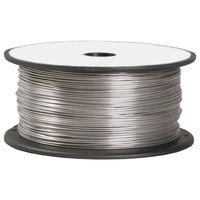 Katı alüminyum alaşım tel 1.8mm çap  rulo başına 850 metre elektrikli çit için|Sensör ve Dedektör|Güvenlik ve Koruma -