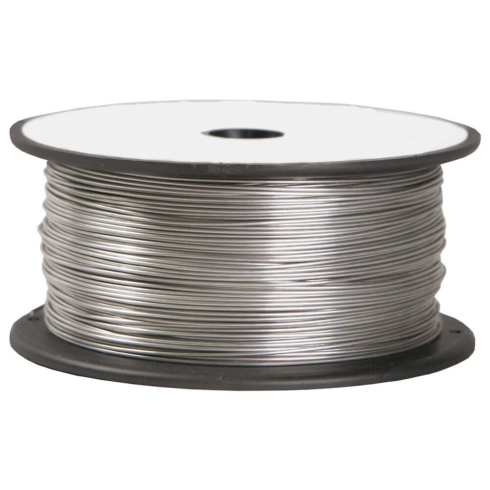 Solid Aluminium Alloy Wire 1.8 Mm Diameter, 850 Meters Per Roll For Electric Fence