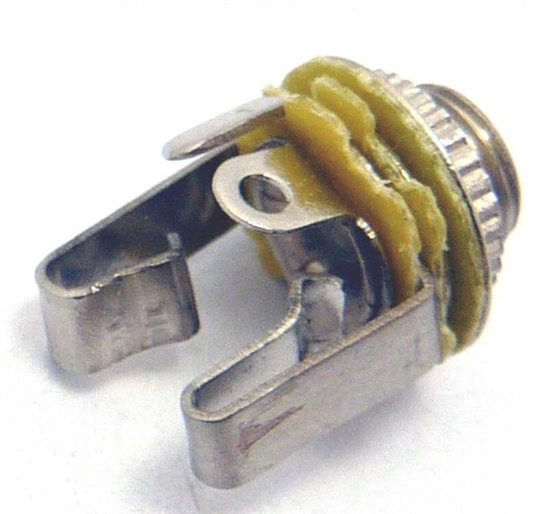 3.5 мм Стерео Джек плиты разъем шасси Панель разъем Phono/аудио наушники/гарнитуру Стандартный DC разъем с монтажными Шурупы