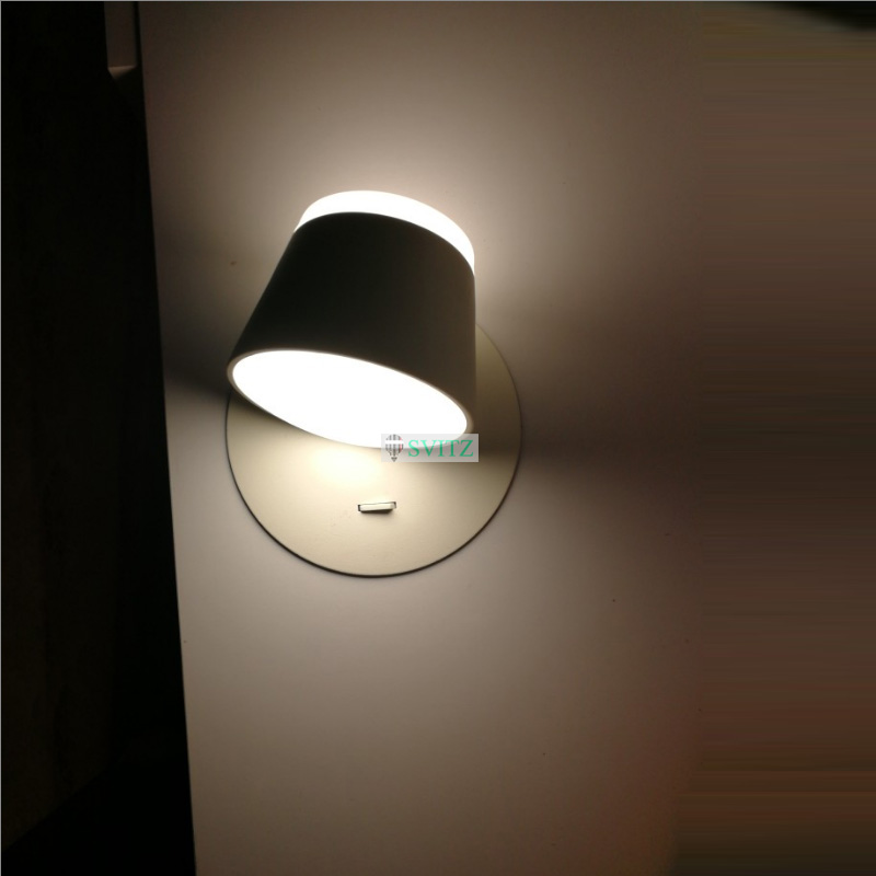 Study room 8W/16W Led Wall Lamp With Switch Modern led ...
