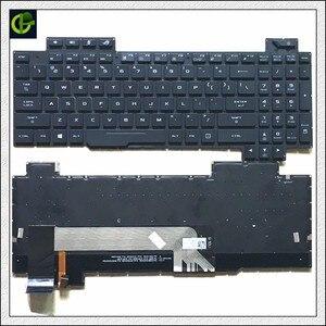 Image 1 - الأصلي الإنجليزية الخلفية لوحة المفاتيح ل ASUS ROG Strix GL503 GL503V GL503VD GL503VD DB71 GL503VD DB74 GL503VM GL503VS لنا محمول