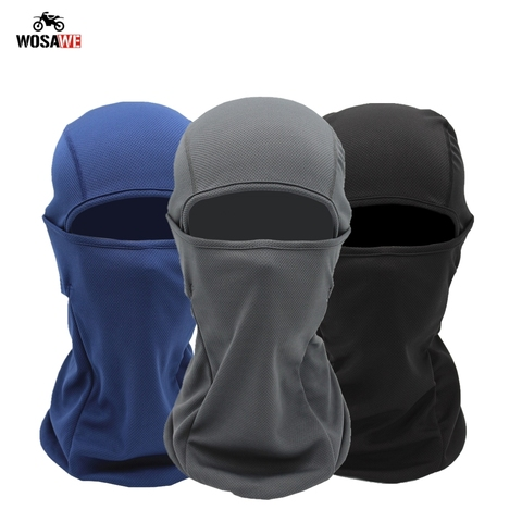 Motorcycle Balaclava Face Mask Motocross Full cover Face Mask Cycling Bicycle Tactical Airsoft Face Shield Breathable Anti-UV Pakistan