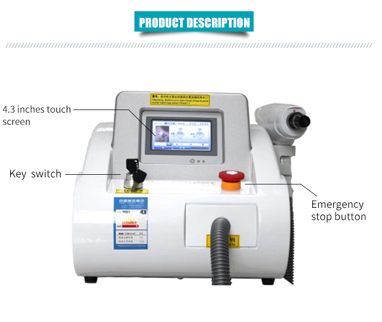 Best 1064nm 532nm 1320nm ND YAG laser tattoo removal eyebrow pigment removal eyebrow line beauty machine for salon center useBest 1064nm 532nm 1320nm ND YAG laser tattoo removal eyebrow pigment removal eyebrow line beauty machine for salon center use