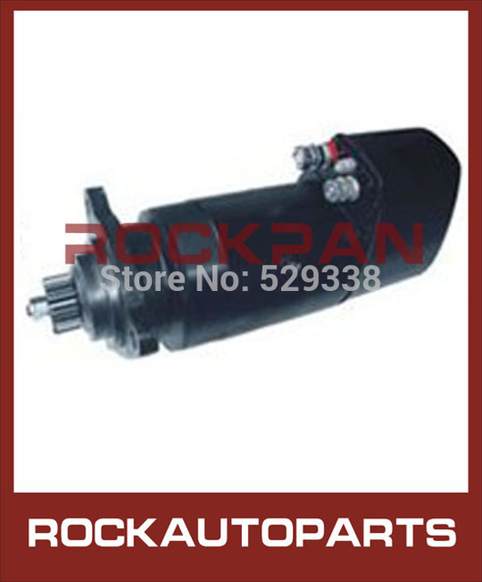 US $170 0 |NEW 24V STARTER MOTOR 0001417075 0 001 417 075 8113165 3095060  20451445 1547049 FOR VOLVO TRUCK-in Starters from Automobiles & Motorcycles