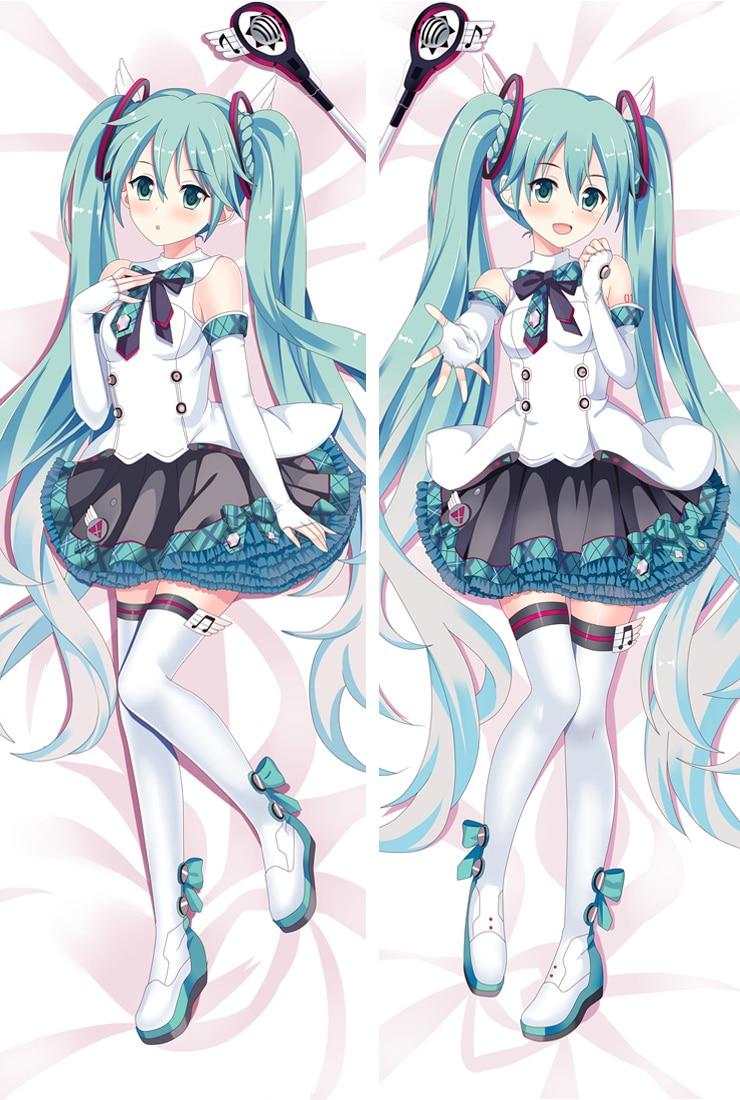 62.9/'/' Dakimakura 2WT Anime Girl Body Hugging Pillow Case Sword Art Online Asuna