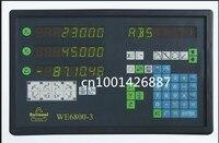Racional 3 eixos display digital console com escala linear óptico frete grátis