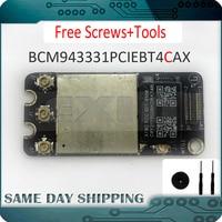 New Bluetooth BT 4 0 Wifi Card Airport Card BCM94331PCIEBT4CAX For Macbook Pro 13 15 17