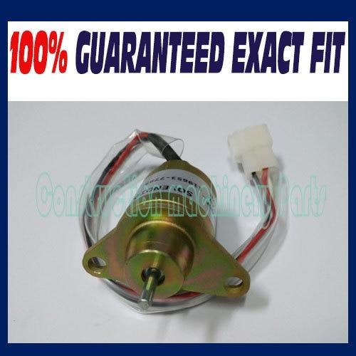 цена на free shipping! Stop Solenoid 119653-77950 SA-4562T SA-4213 For Yanmar 12 volt 1503ES-12S5SUC5S