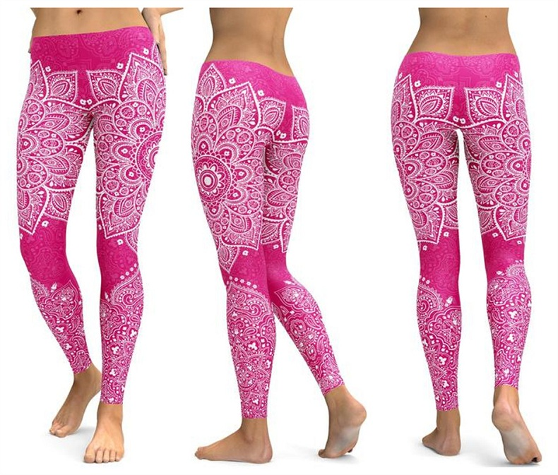 Yoga pants Women's leggings(3)