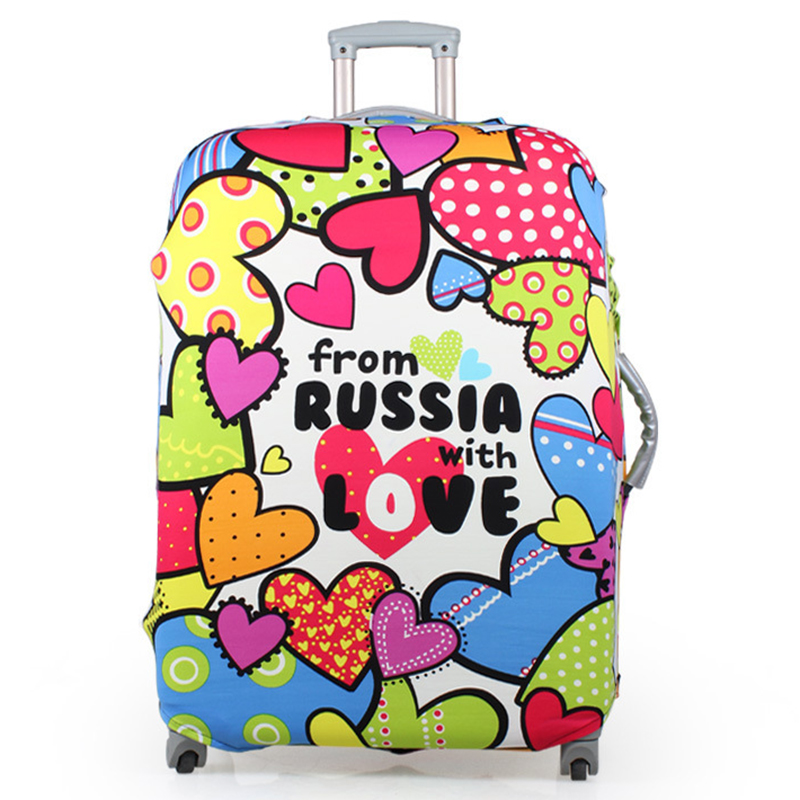 """Suitcase protective cover Luggage Cover M (24 """") new arrival hot sale popular"""