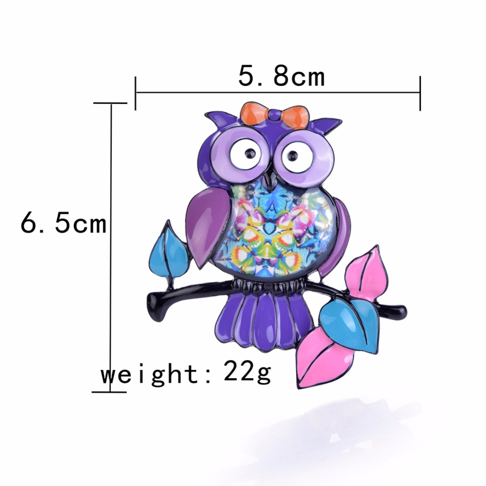 Cring CoCo Bird Pins and Brooches for Women Sweater Pins Girls Pins Badges Hard Enamel Pin Animal Jewelry in Brooches from Jewelry Accessories
