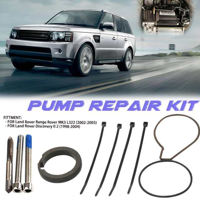 US $18 48 15% OFF High Quality 2 Range L322 WABCO Air Suspension Compressor  Repair Tool Kit Part# 6020 for Land Rover Discovery dropshipping on
