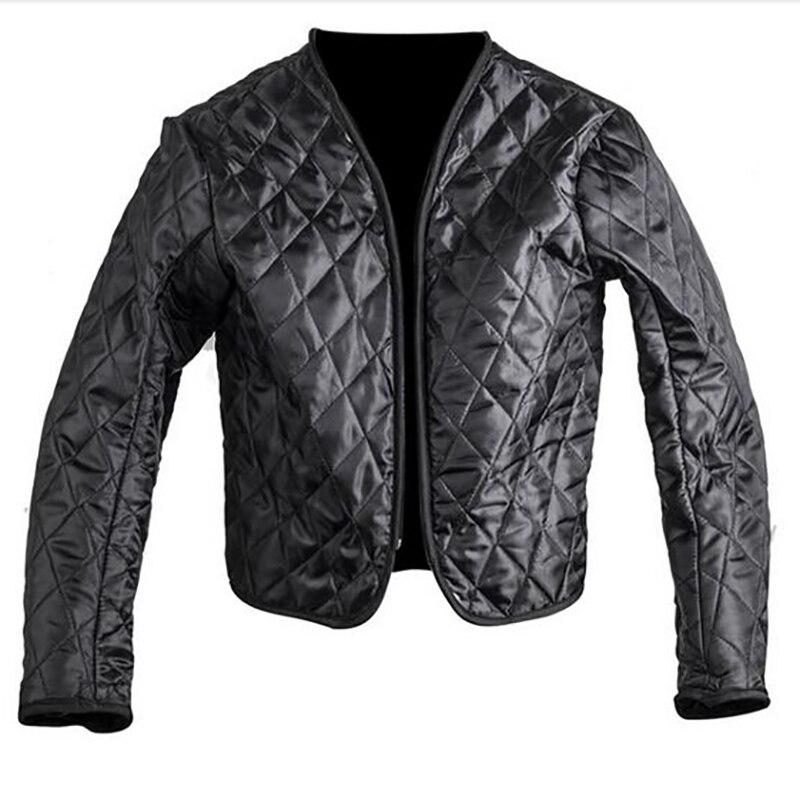 Veste de Moto Moto D023 vestes d'équitation coupe vent Moto corps complet équipement de protection armure CE hiver Moto vêtements - 4