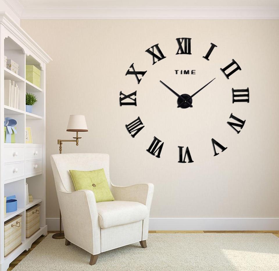 2019 νέα ρολόι ρολόι τοίχου ρολόι reloj de - Διακόσμηση σπιτιού - Φωτογραφία 2