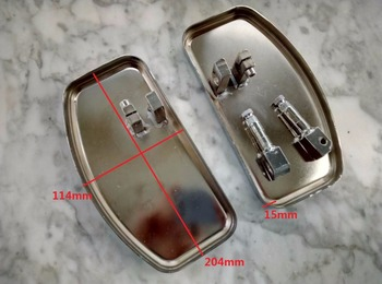 GZ125 GZ150/A Front Or Rear Motorcycle Footrest Footpegs