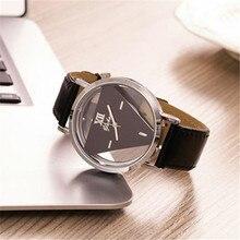 Watch Men 2017 Men Luxury Quartz Genuine Leather Watch new Fashion Platimum watches men Genuine Leather Auto Date Waterproof