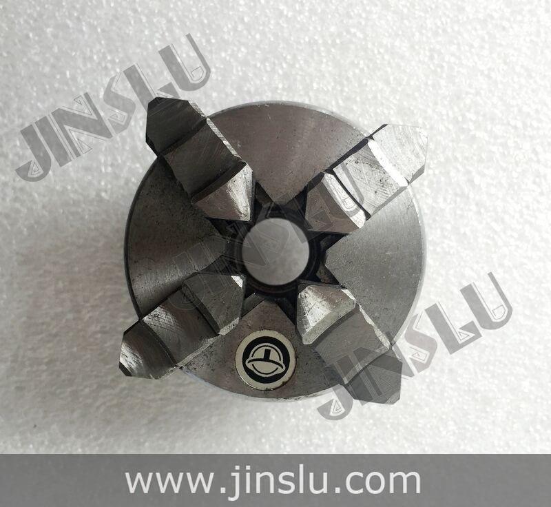 Free shipping 4 jaws self-centering chuck K02-50 manual chucks 50mm M14*1 thread mini chuck  цены