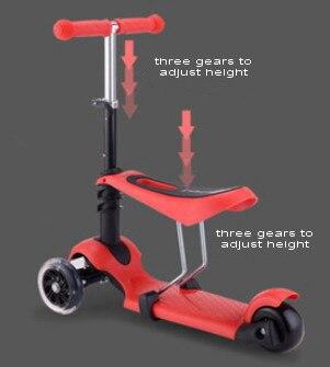 online kaufen gro handel dreirad roller aus china dreirad. Black Bedroom Furniture Sets. Home Design Ideas