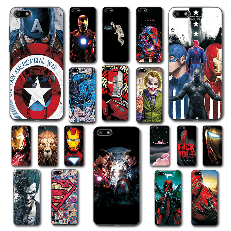 Printed Case For Huawei Y5 Lite 2018 DRA-LX5 Silicone Back Phone Capa Cover For Huawei Y5 Lite 2018 5.45'' Novelty Fundas