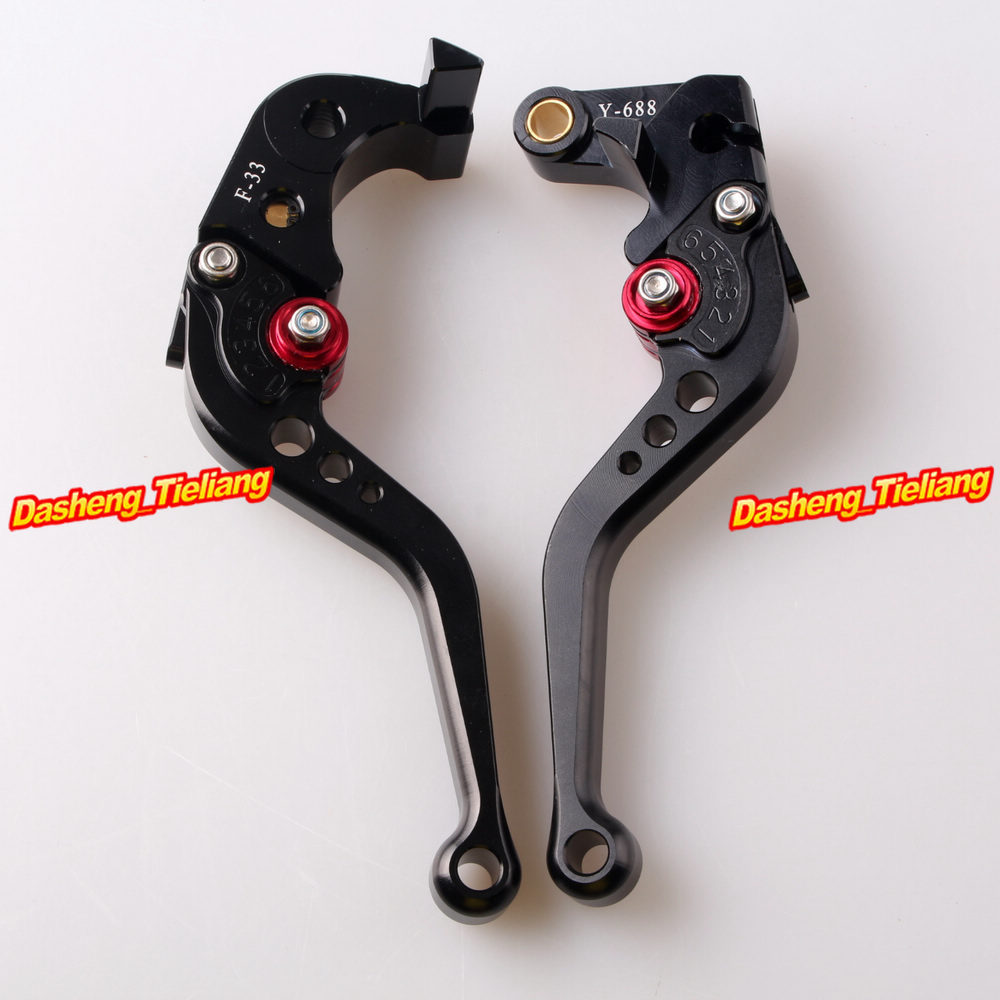Motorcycle Short Brake Clutch Levers for Honda 2007-2012 CBR 600RR F5 & 2008-2012 CBR1000RR 1000 RR arashi motorcycle radiator grille protective cover grill guard protector for 2008 2009 2010 2011 honda cbr1000rr cbr 1000 rr