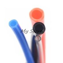 1 метр пневматический компонент ПУ трубка воздушный шланг Труба 4*2,5 мм 6*4 мм 8*5 мм 10*6,5 мм 12*8 мм 14*10 мм 16*12 мм
