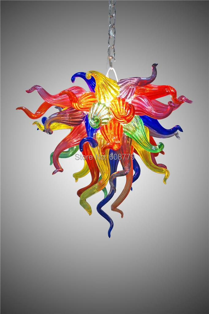 New Arrival Cheap Murano Hand Blown Art Glass Chandelier