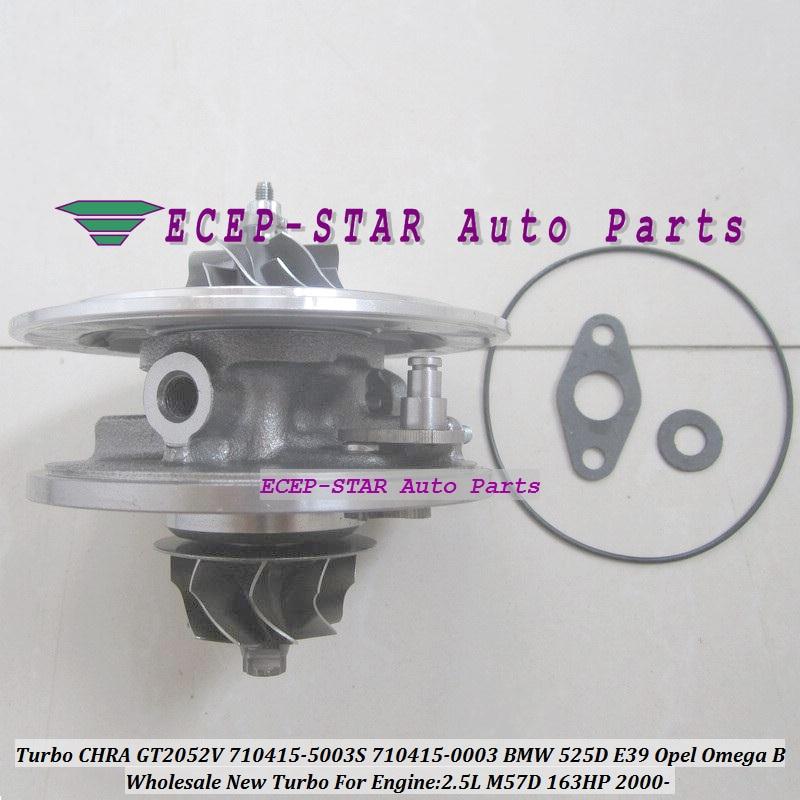 GT2052V 710415-5003S 710415 Turbo CHRA Cartuș turbocompresor pentru - Piese auto - Fotografie 3