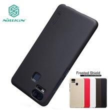 Для Asus Zenfone 3 зум ZE553KL чехол Высокое качество Super Frosted Shield + Screen Protector для Asus Zenfone 3 зум 5.5»