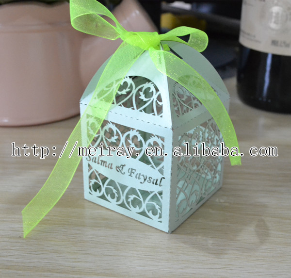Gold Wedding Gift Boxdecorative Indian Sweet Boxes In Gift Bags