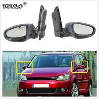 Car Mirror For VW Touran MK2 Facelift 2011 2012 2013 2014 2015 Car Styling Heated Electric Wing Side Rear Mirror